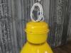 yellow retro lighting