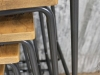 stool vintage lab seat