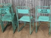 Vintage retro green chair.jpg