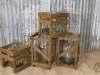 small bottle crate