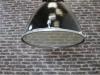 black industrial lighting