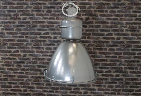 industrial silver light