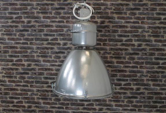 industrial silver light