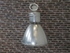 industrial silver retro light