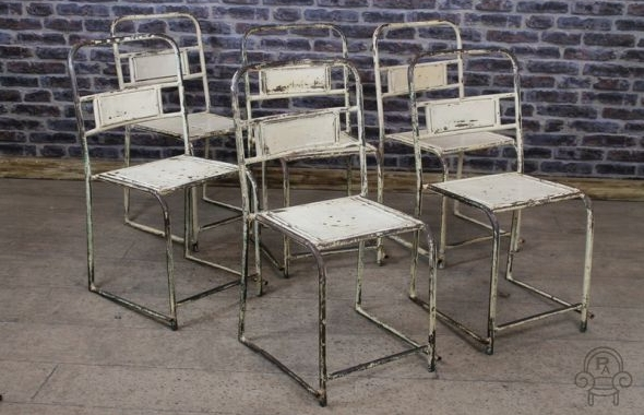 industrial metal furniture. Industrial Metal Chair Furniture I