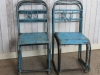 metal stacking chairs