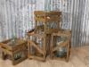 retro bottle crate