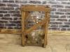 vintage bottle crate