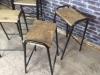 vintage stools