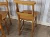 chapel church chair
