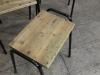 pine lab stools