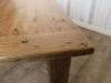 reclaimed oak kitchen table
