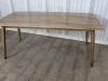 scandinavian family kitchen table