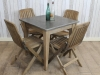 industrial cafe style table