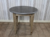 blue stone top dining table