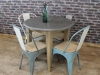 industrial stone tables
