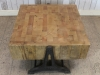 coffee table reclaimed pine