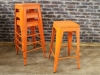 restaurant dining stool