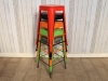 variety tolix style vintage furniture