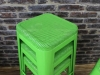 funky stacking stool vintage style