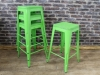 stackable dining tolix style stool