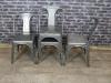 restaurant cafe bistro dining chair
