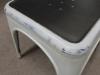 seat white tolix