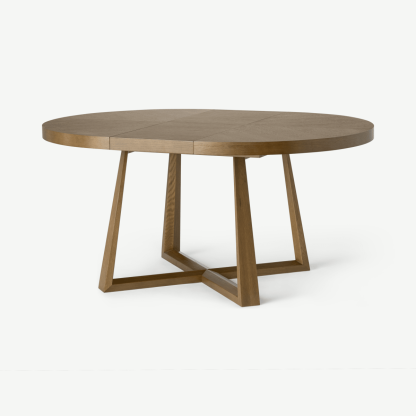 Belgrave 4- 6 Seat Round Extending Dining Table