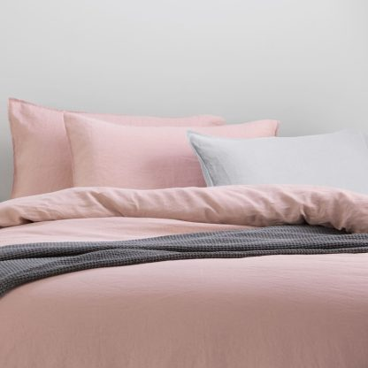 Brisa 100%  Linen Pair of Pillowcases