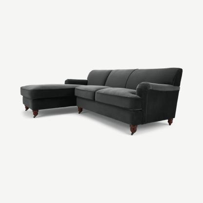 Orson Left Hand Facing Chaise End Corner Sofa