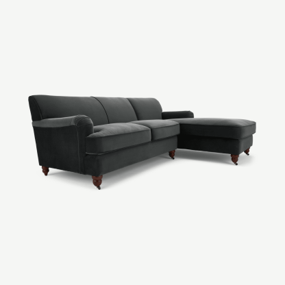 Orson Right Hand Facing Chaise End Corner Sofa