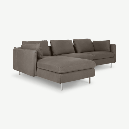 Vento 3 Seater Left Hand Facing Chaise End Sofa