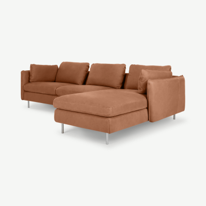 Vento 3 Seater Right Hand Facing Chaise End Sofa